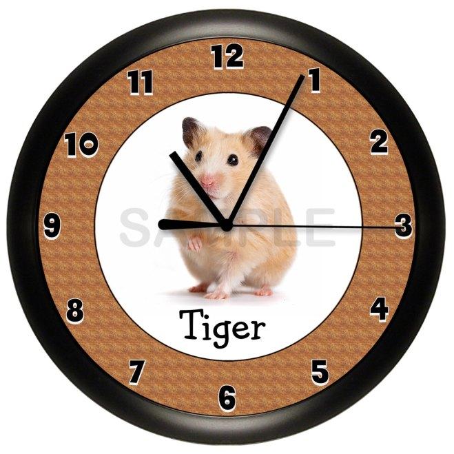 gerbil clock