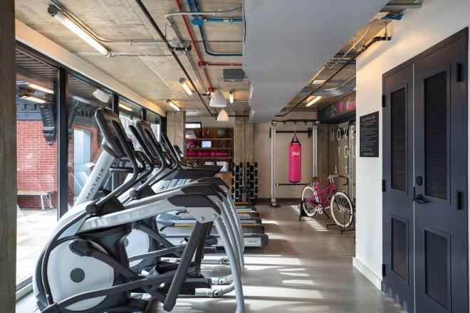 Moxy gym